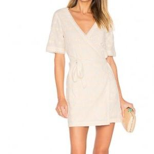 Tularosa Rocky Wrap Dress
